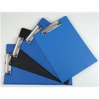 SINGLE SIDED CLIP BOARD A4 BLUE