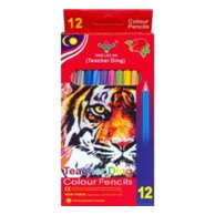 COLOUR PENCILS BOX OF 12