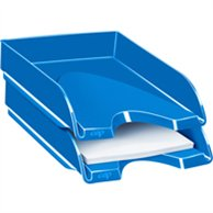 FILING TRAY BLUE