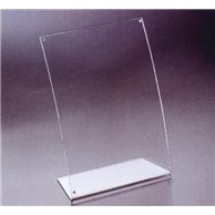 ACRYLIC MAGNETIC DISPLAY STAND A4