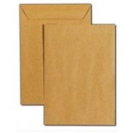 A4 BROWN ENVELOPE P&S 324X229MM 100G
