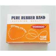 RUBBER BANDS 100GR KAOUTSOUK 50MMX1.4MM