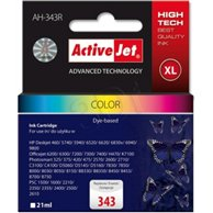 ACJ INK FOR HP No 343XL 3 COLOR 21ML AH-766