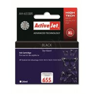 ACJ INK FOR HP 655 BLACK CZ109AE AH-655BR 20ML