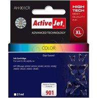 ACJ INK HP 901XL TRICOLOR CC656 AH-C56 21ml