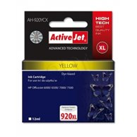 ACJ INK HP 920XL YELLOW CD974 AH-920YCX 12ml