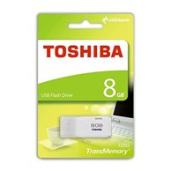 TOSHIBA FLASH DRIVE USB 2.0 8GB HAYABUSA