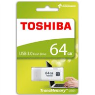 TOSHIBA FLASH DRIVE USB 3.0 64GB SUZAKU U361 BLACK 361664