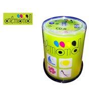 ALMOND CD-R 700MB 52X 100PCS PRINTABLE CB