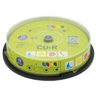 ALMOND CD-R 700MB 52X 10PCS CB