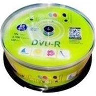 ALMOND DVD-R 4,7GB 16X 25PCS CB