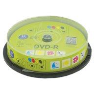 ALMOND DVD-R 4,7GB 16X 10PCS CB