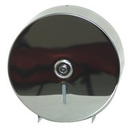 TOILET PAPER DISPENSER STAINLESS STEEL