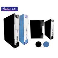 METRON CLEAR BOOK A4 100 POCKETS