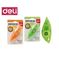DELI CORRECTION TAPE 5MMX6M LEAF