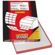 MARKIN LABEL A4 105X48MM 1200 PCS