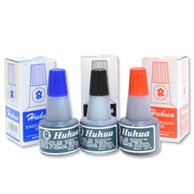HUHUA STAMP INK BLACK 30ml