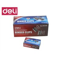 BINDER CLIPS 12PCS 25MM