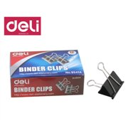 BINDER CLIPS 12PCS 51MM