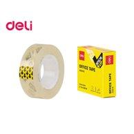 DELI SUPER CLEAR TAPE 18MMX33M