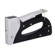 DELI STAPLE GUN BK FOR 23/6-53/6-13/6