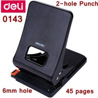 DELI PUNCH METAL 6.0MM 45SHEETS 0143