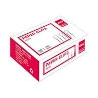 DELI PAPER CLIP 33MM (100PCS/PACK) METAL 39712