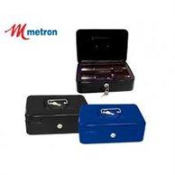 METRON CASH BOX 10'' 25X18X9CM
