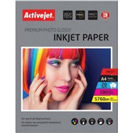 ACJ PHOTO PAPER A4 180GR GLOSSY 20p 5760