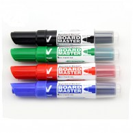 WHITEBOARD MARKER REFILLABLE RED