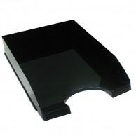 METRON DESK TRAY PLASTIC BLACK