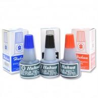 HUHUA STAMP INK BLUE 30ml