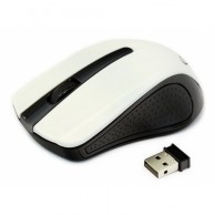 GEMBIRD WIRELESS MOUSE WHITE MUSW101