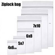 GROOVY ZIP BAGS 4X6CM (100PCS)