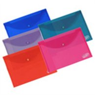 BUTTOM ENVELOPES  A5  ALL COLOURE