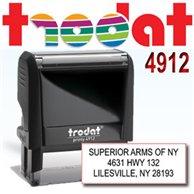 TRODAT STAMP 4912